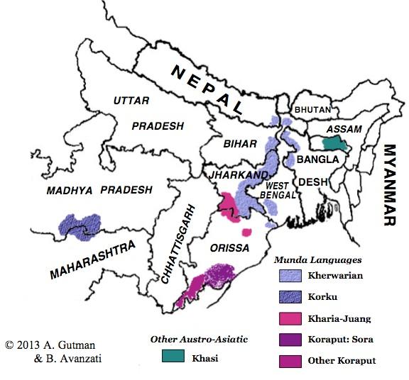 Munda Languages
